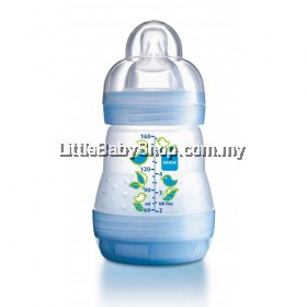 MAM Anti-Colic Bottle 160ml (0 months +)